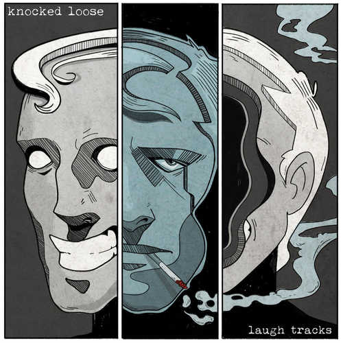 KNOCKED LOOSE - Laugh Tracks LP colour vinyl
