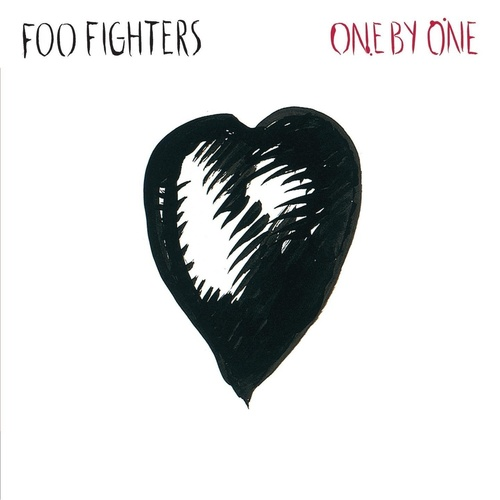 FOO FIGHTERS - One By One 2xLP