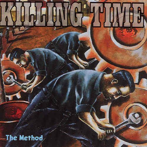 KILLING TIME - The Method LP Yellow vinyl