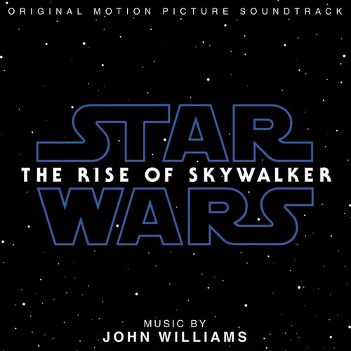 JOHN WILLIAMS - Star Wars : Episode IX: The Rise of Skywalker (Original Soundtrack) 2xLP [180g]