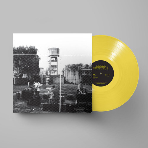 ROYAL HEADACHE - Royal Headache LP Beer Yellow vinyl