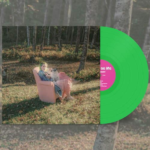 SIR BABYGIRL - Crush On Me: BICONIC Edition LP (Neon Green Vinyl)