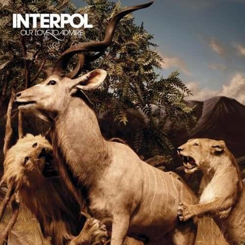 INTERPOL - Our Love To Admire 2xLP