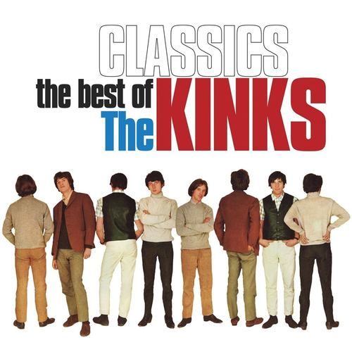 KINKS, THE - The Best Of The Kinks 1964 - 1970 LP