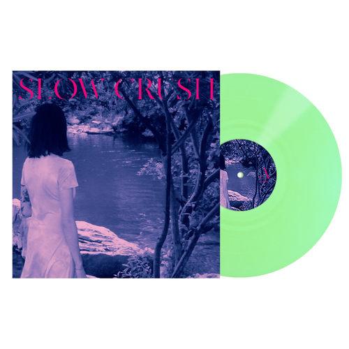 SLOW CRUSH - Ease Deluxe Edition LP Colour Vinyl