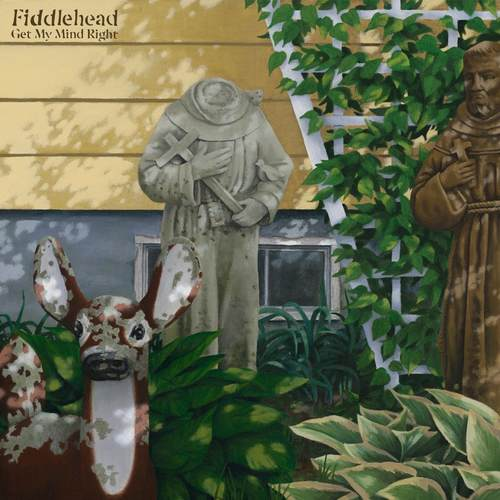 FIDDLEHEAD - Get My Mind Right 7 GreenClear Vinyl