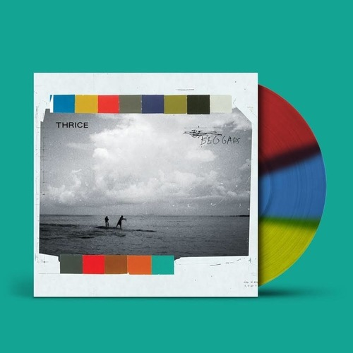 THRICE - Beggars LP + 7 10th Anniversary Edition