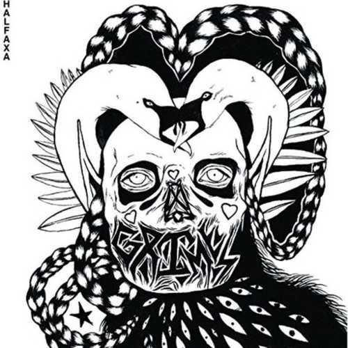 GRIMES - Halfaxa LP