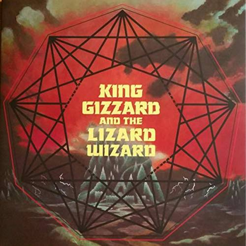 KING GIZZARD AND THE LIZARD WIZARD - Nonagon Infinity LP Black + Green Splatter vinyl