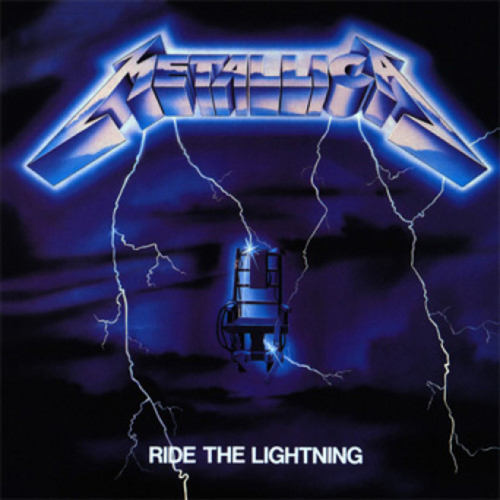 METALLICA - Ride The Lightning Remastered Edition LP