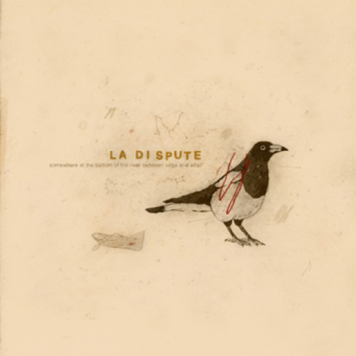 LA DISPUTE - Somewhere At The Bottom Of The River Between Vega And Altair 10th Anniversary Edition 2xLP