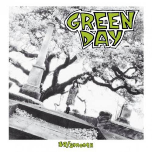 GREEN DAY - 39/Smooth LP+2x7""