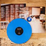 JULIA JACKLIN - Dont Let The Kids Win LP Blue Vinyl