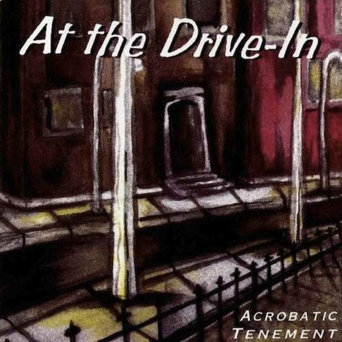 AT THE DRIVE-IN - Acrobatic Tenement LP