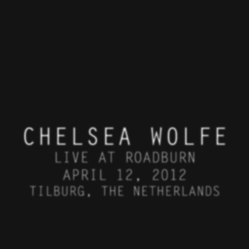 CHELSEA WOLFE - Live at Roadburn 2012 LP Colour Vinyl
