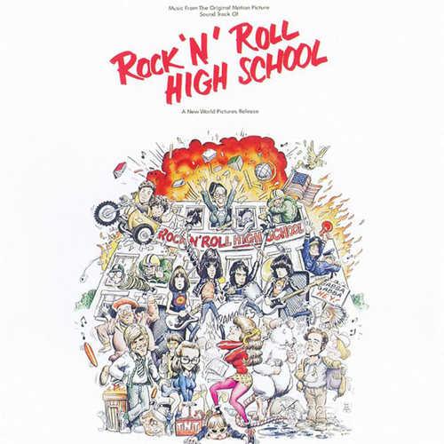 VA - Rock N Roll High School LP Colour Vinyl