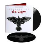 VA - The Crow Original Motion Picture Soundtrack 2xLP Crow Etching on Side D