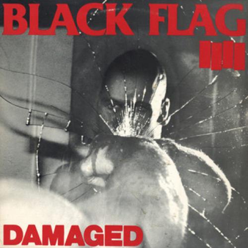 BLACK FLAG - Damaged LP