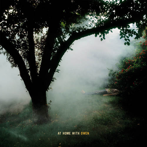 OWEN - At Home With Owen LP (Black/Blue Mix Vinyl)