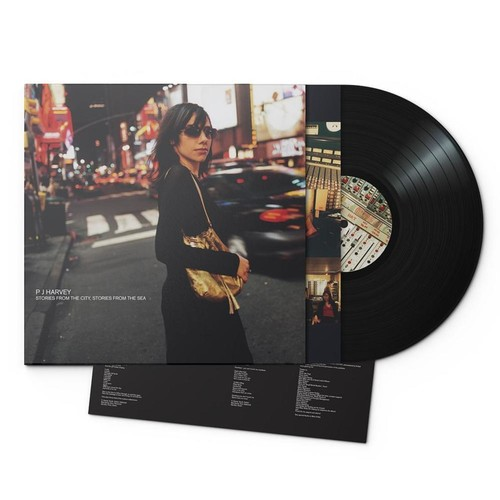 PJ HARVEY - Stories from the City, Stories from the Sea LP