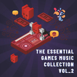 LONDON MUSIC WORKS - The Essential Games Music Collection Volume 2 LP