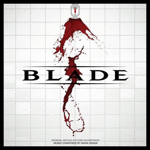 MARK ISHAM - Blade Original Motion Picture Soundtrack LP