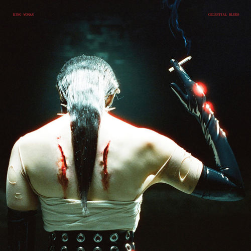 KING WOMAN - Celestial Blues LP (Blood Red vinyl)