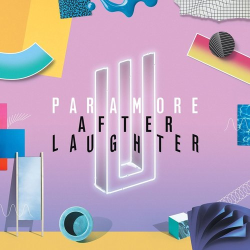 PARAMORE - After Laughter LP Colour Vinyl