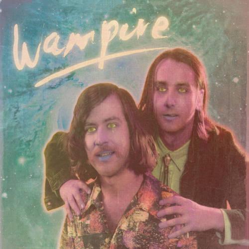 WAMPIRE - Curiosity LP Clear Vinyl