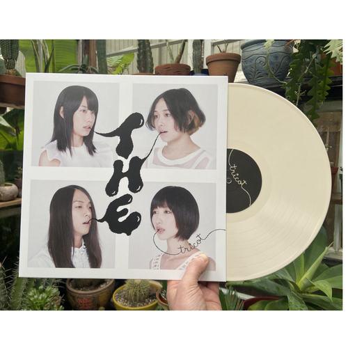 TRICOT - T H E LP Bone Vinyl