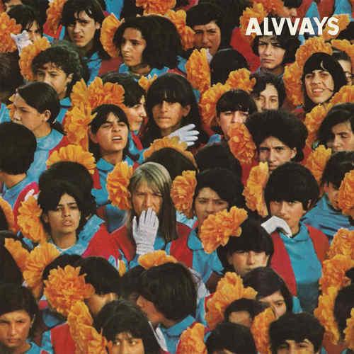 ALVVAYS - ST LP Orange Vinyl