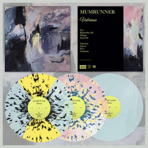 MUMRUNNER - Valeriana LP (Sky Blue Vinyl)