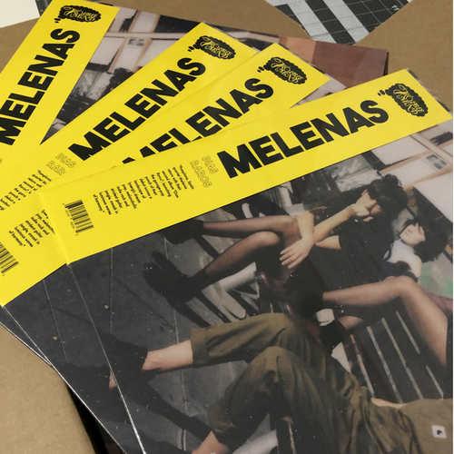 MELENAS - Dias Raros LP