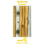 ANTHONY GREEN - Studio 4 Acoustic Session LP Clear w Green & Pink Splatter Vinyl