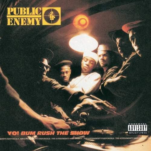 PUBLIC ENEMY - Yo! Bum Rush The Show LP