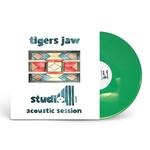 TIGERS JAW - Studio 4 Acoustic Session LP Doublemint Green Vinyl