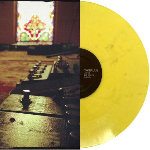CASPIAN - Live At Old South Church LP Colour Vinyl