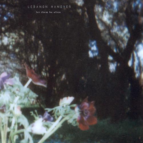 LEBANON HANOVER - Let Them Be Aliens LP Purple Vinyl