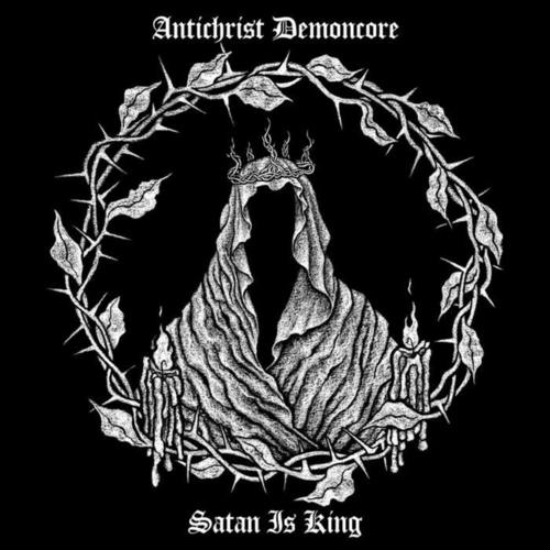 ANTICHRIST DEMONCORE ACXDC - Satan is King LP Color vinyl