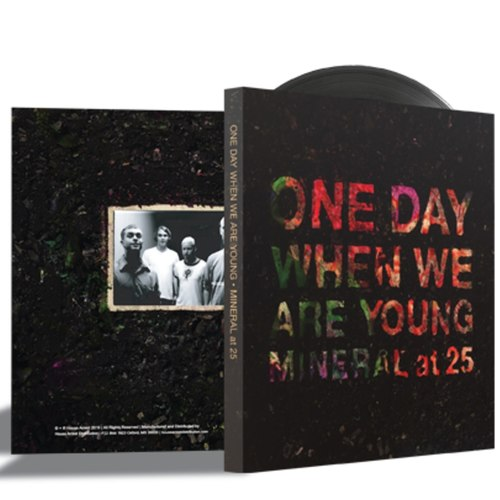 MINERAL - One Day When We Are Young Mineral at 25 10La+Book