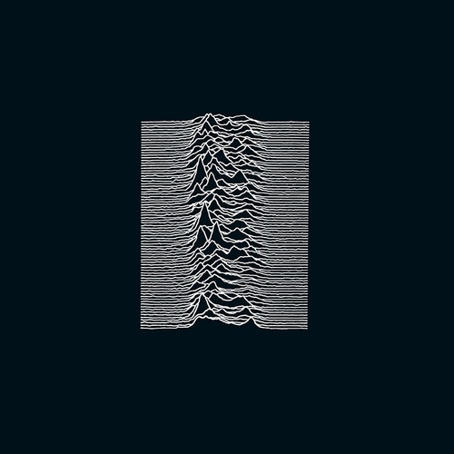JOY DIVISION - Unknown Pleasures 180gram Vinyl