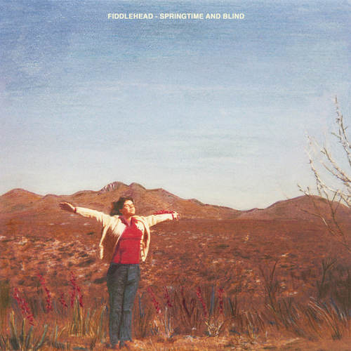 FIDDLEHEAD - Springtime And Blind LP (Colour Vinyl)