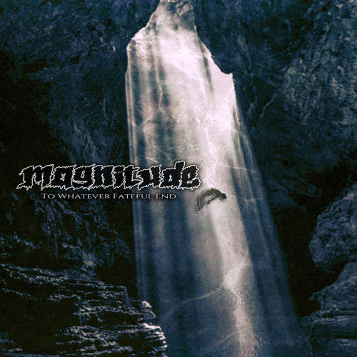 MAGNITUDE - To Whatever Fateful End LP GreenWhite Swirl vinyl