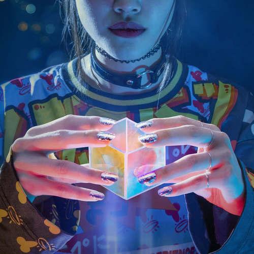 ANAMANAGUCHI - Endless Fantasy 2xLP Clear w Rainbow Splatter Vinyl