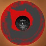 URANUS - Disaster By Design LP (Red/Grey vinyl)