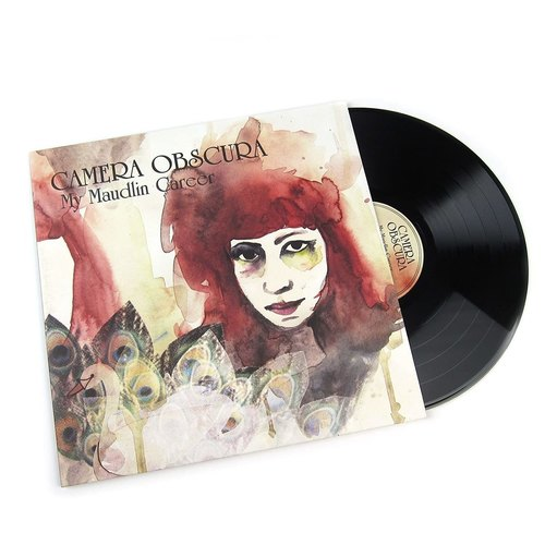 CAMERA OBSCURA - My Maudlin Career LP