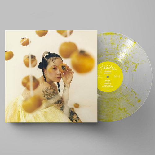 JAPANESE BREAKFAST - Jubilee Clear With Yellow Swirl Vinyl