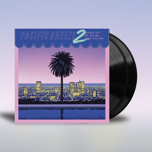 VA - Pacific Breeze 2 Japanese City Pop, AOR & Boogie 1972-1986 2xLP