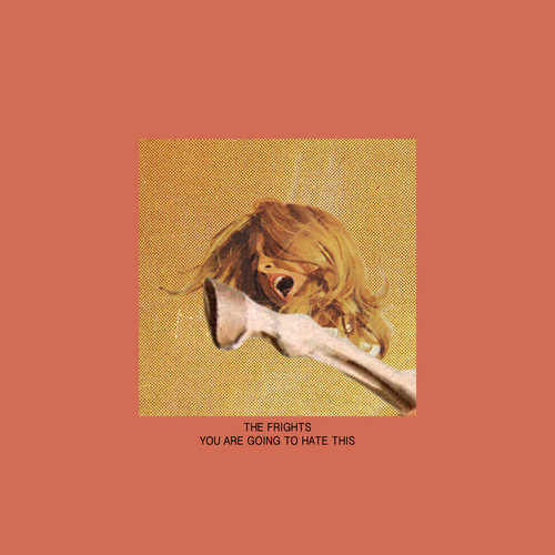FRIGHTS, THE - You Are Going To Hate This LP