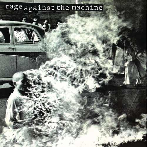 RAGE AGAINST THE MACHINE - ST XX 20th Anniversary Edition LP